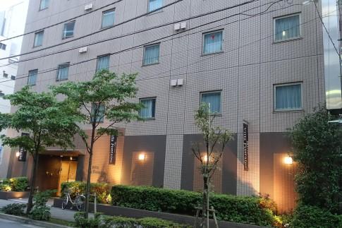 「ヴィラフォンテーヌ日本橋箱崎」水天宮前駅から徒歩2分のビジネスホテル