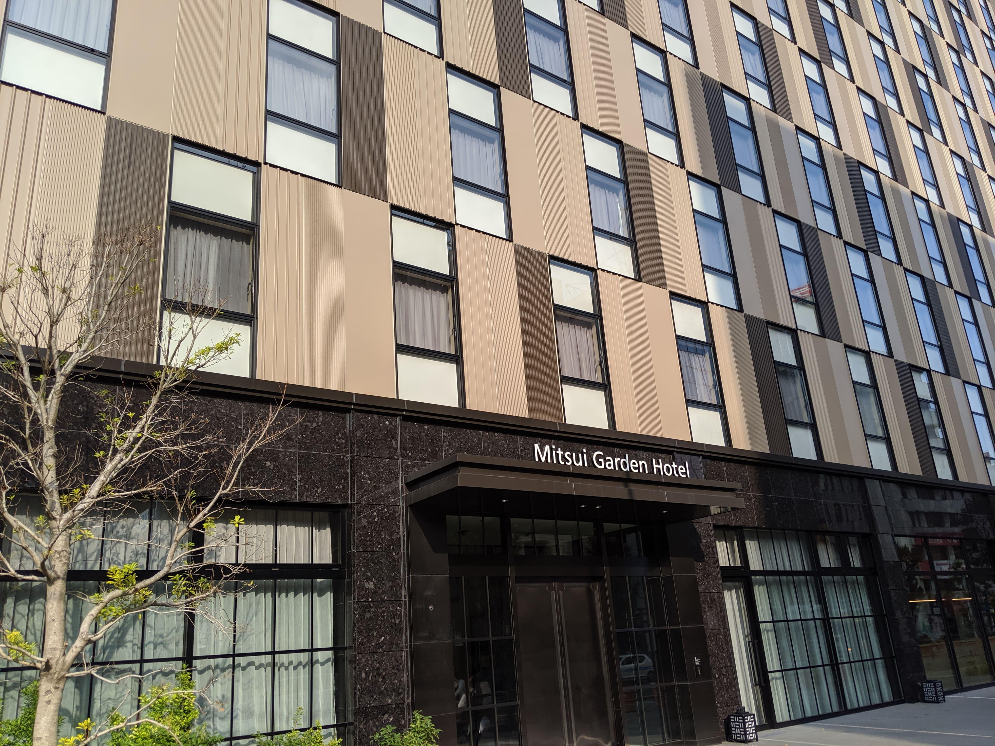 三井ガーデンホテル博多祇園
