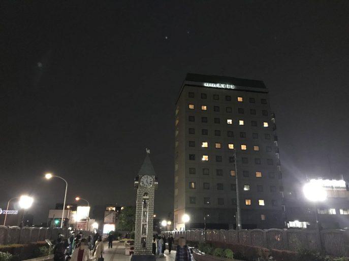 JR東日本ホテルメッツ田端_外観1