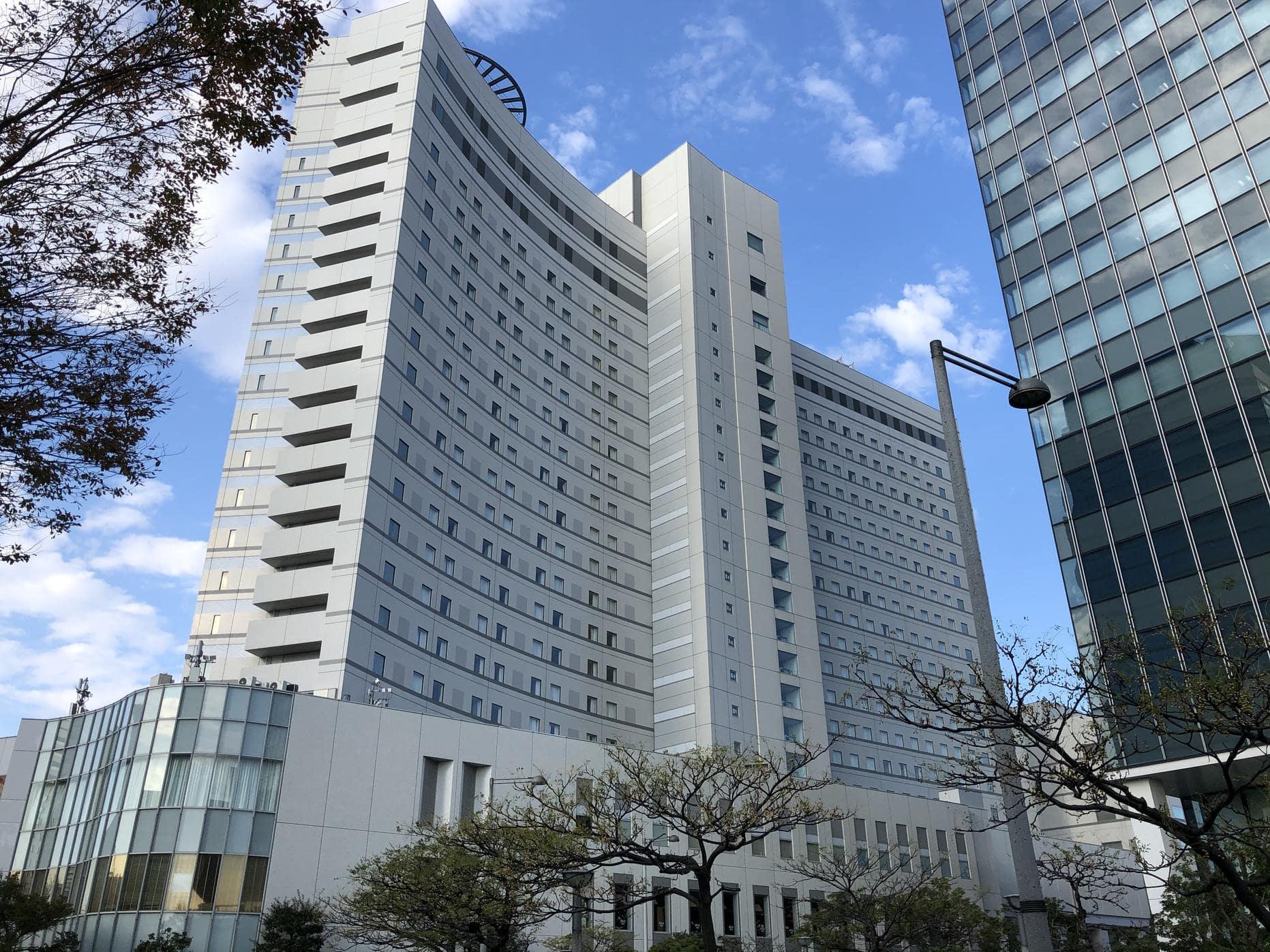 東京ベイ有明ワシントンホテル_外観
