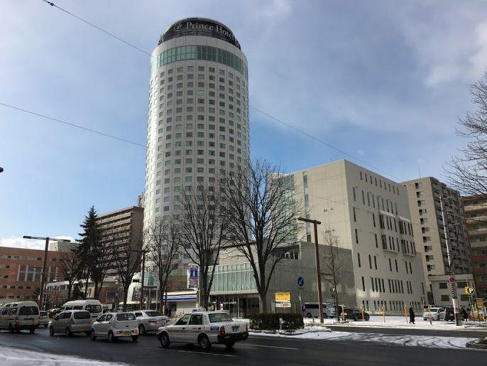 アクセス-札幌プリンスホテル