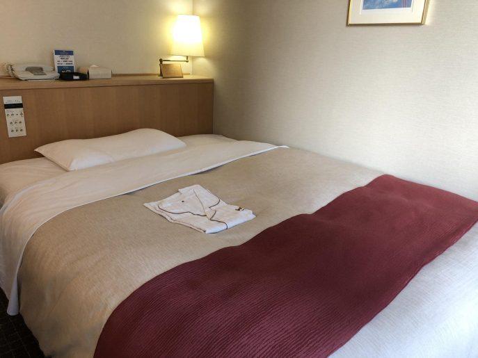 スランバーランド社のベッド