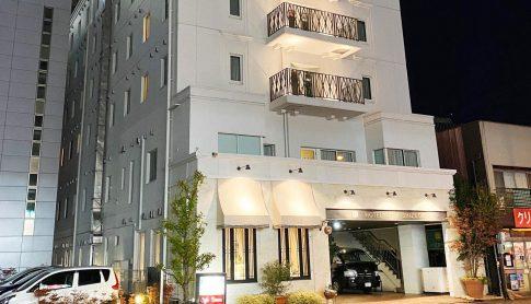 「ホテルドルフ静岡」駅30秒!飲み放題や豪華朝食も揃ったコスパ最高ホテル!
