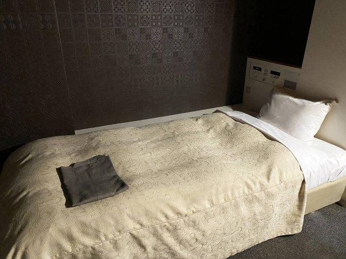 人をダメにするベッド