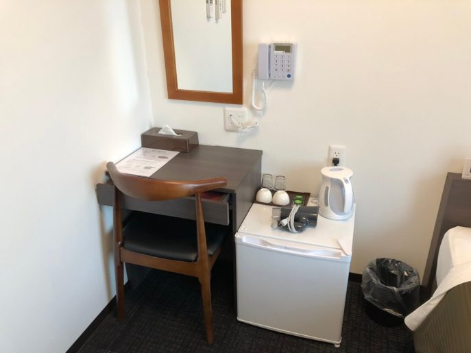 小さめの机