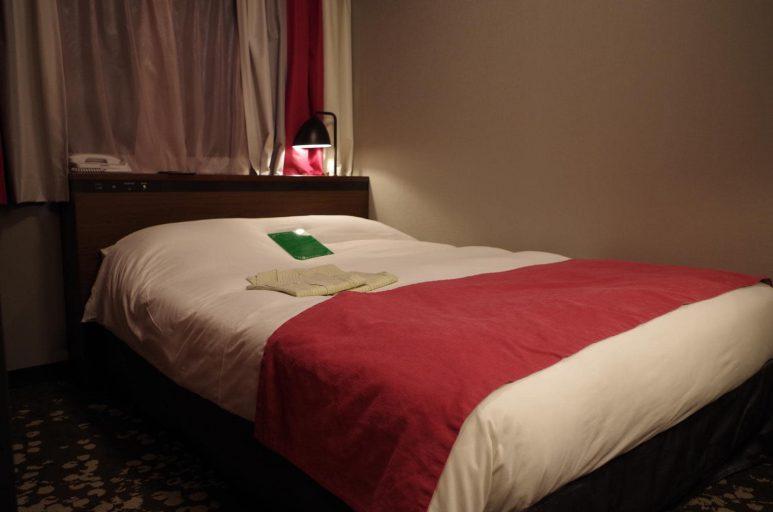 シモンズ社製マットレスのベッド