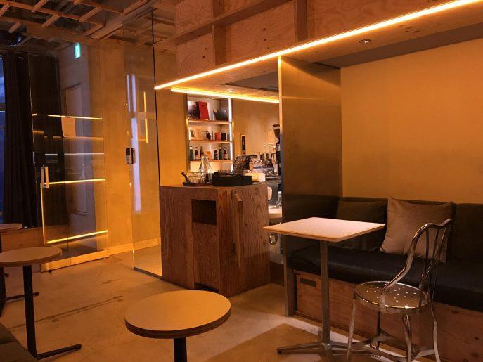 併設するCafe&Bar