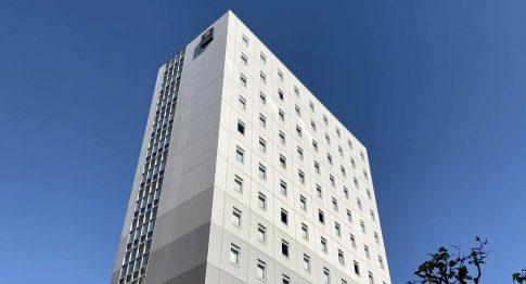 「コンフォートホテル東京清澄白河」駅徒歩0分、無料朝食付きで格安
