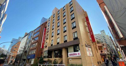 「新宿シティホテルロンスター」新宿三丁目駅徒歩1分、新宿御苑までも徒歩5分で格安