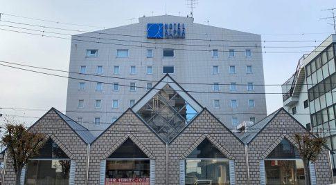 「ホテルアルファ・ザ・土浦」駅徒歩1分で土浦花火大会やサイクリングの拠点に便利