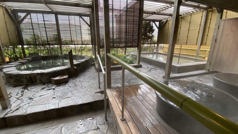 大浴場露天風呂1
