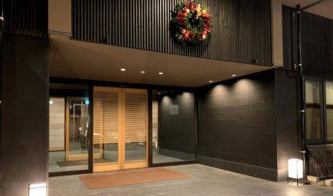 「松屋別館」まるで老舗旅館のようなホテル!目前の水前寺成趣園で優雅なひとときを