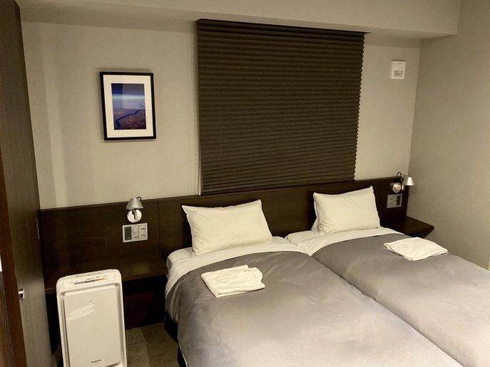 ハリウッドツインの部屋1