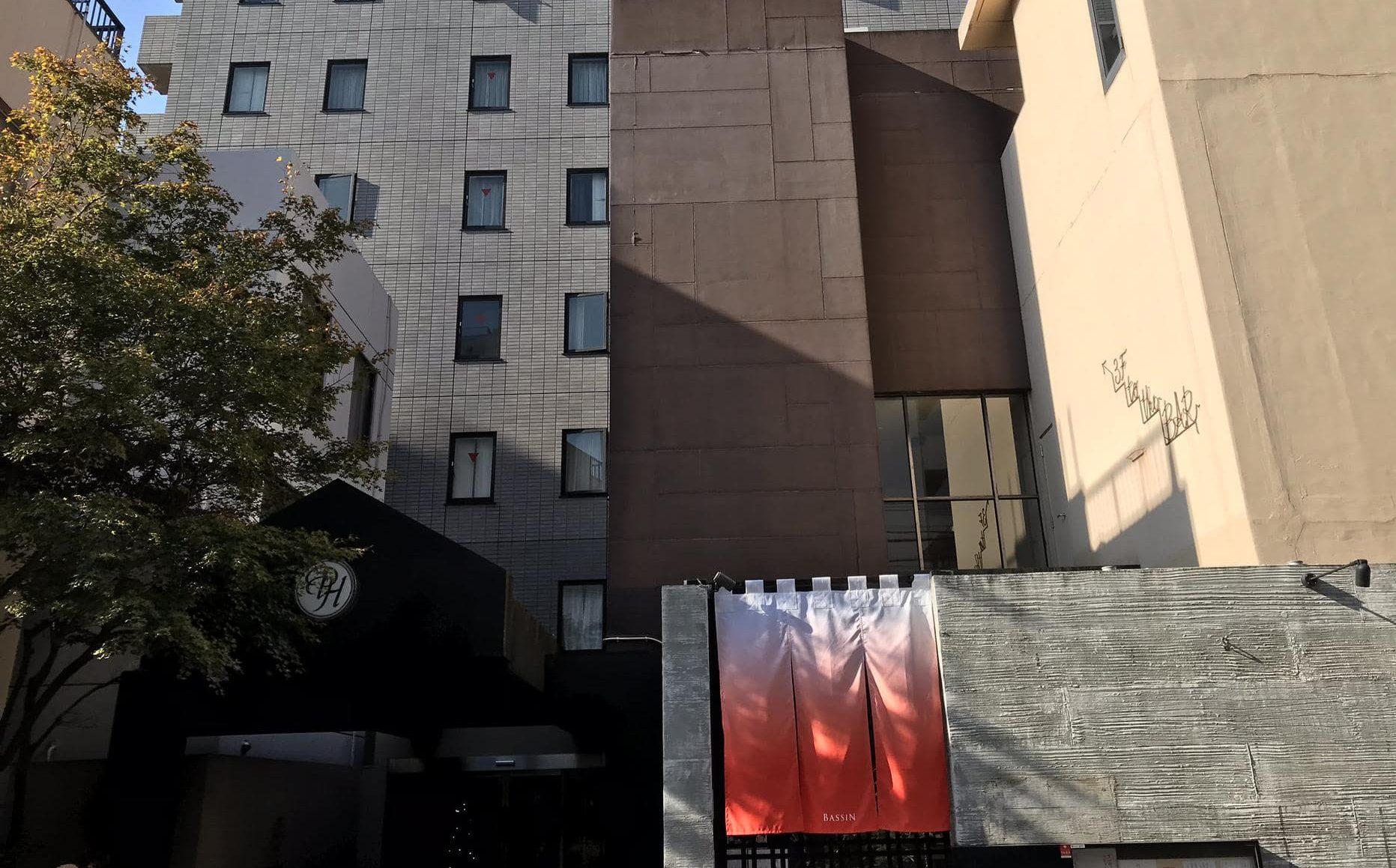 プラザホテル天神_外観