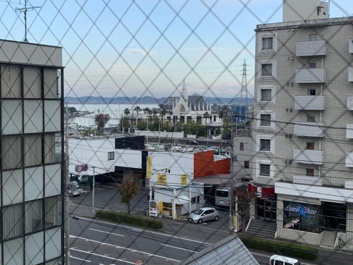 窓の外の景色2