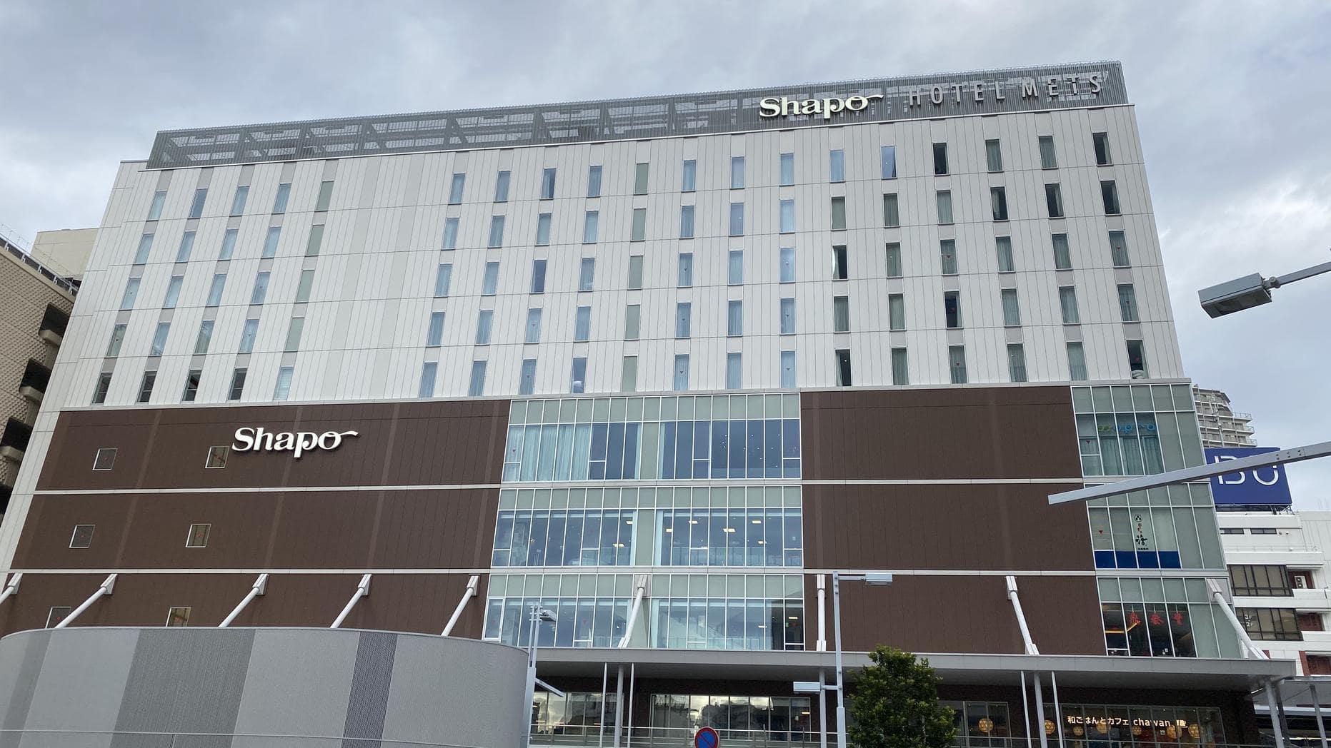 JR東日本ホテルメッツ_外観