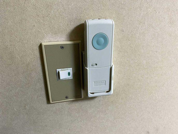 照明専用のリモコン