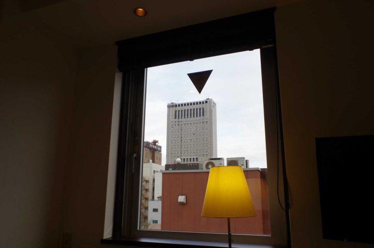 窓の外の眺望