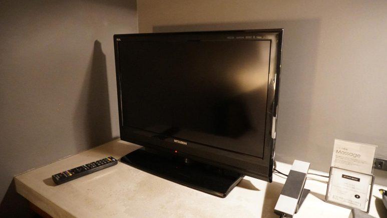 20型ぐらいの液晶テレビ