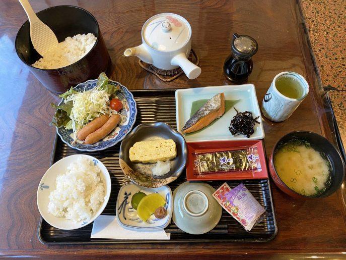 THE・日本の朝食