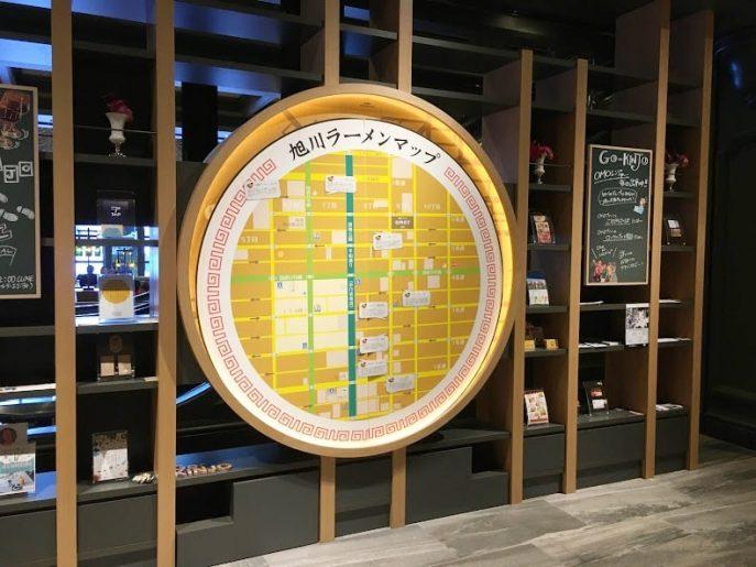 旭川ラーメンマップ