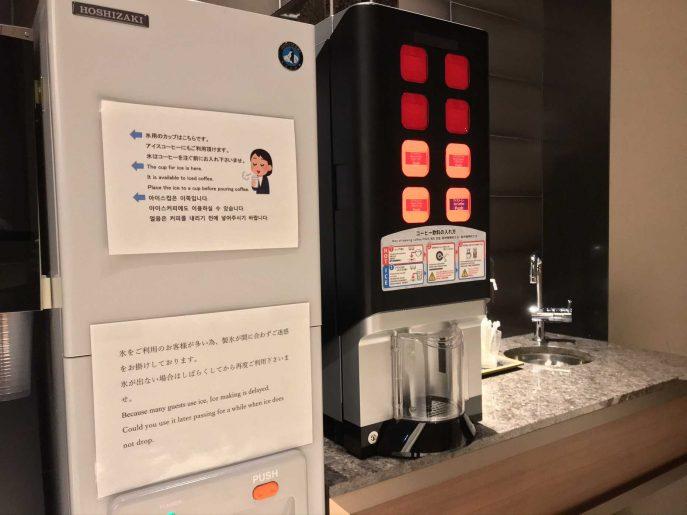 アイスディスペンサー 、コーヒーサーバー
