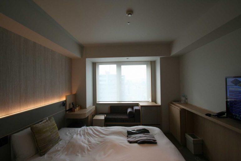 キングダブルのベッド