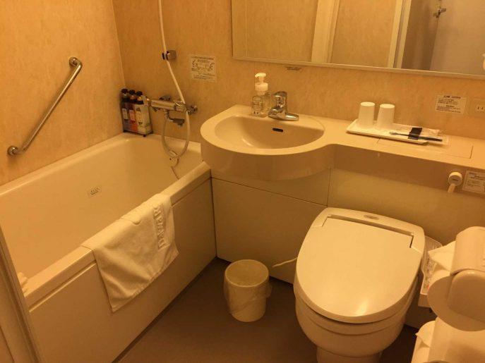 トイレとバスルーム