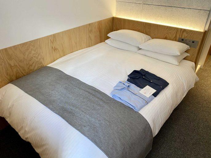 エアウィーヴ製ベッド