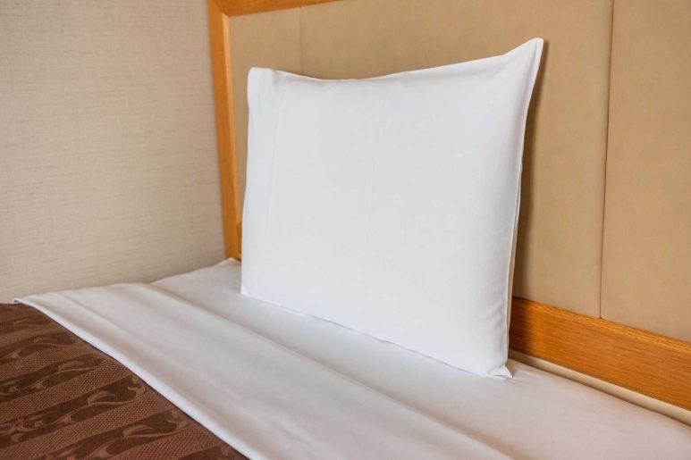 柔らかめの枕