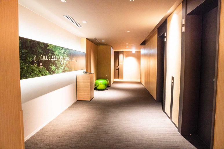 客室階エレベーター