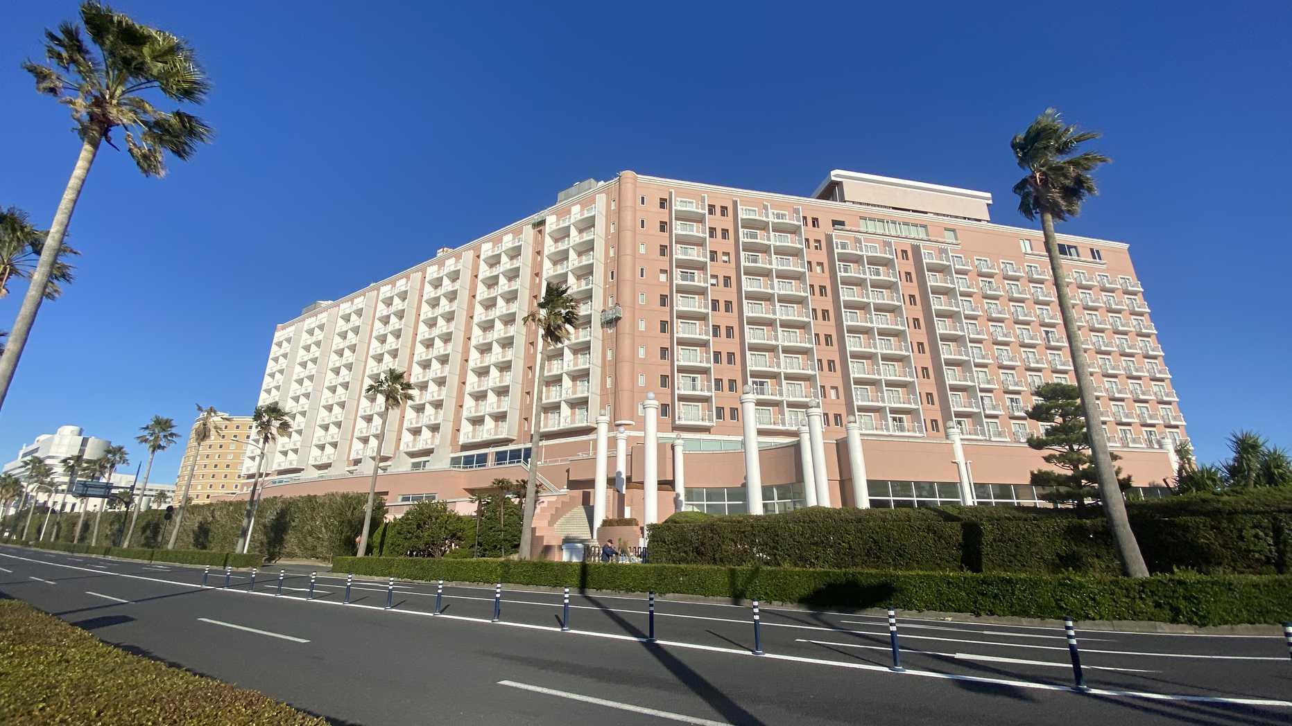 東京ベイ舞浜ホテルクラブリゾートの外観